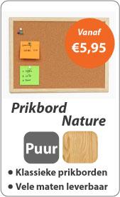 Prikbord Nature