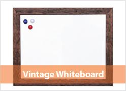 Whiteboard Vintage